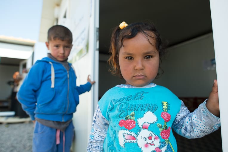 Children here have seen things no one ever should see. Many have witnessed family and friends killed.