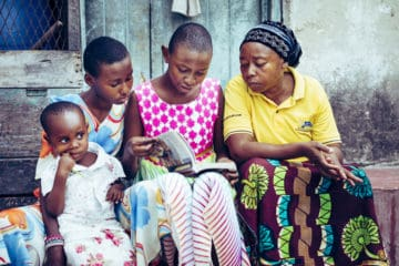 The Gospel transforms a family in East Africa