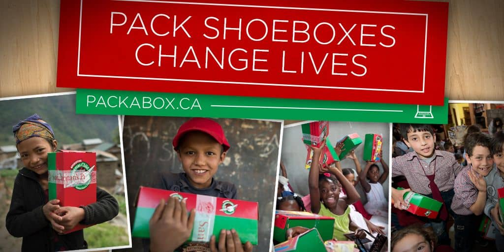 operation christmas child resources
