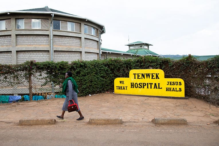 Tenwek Hospital in Kenya is among the most advanced mission hospitals in the world.