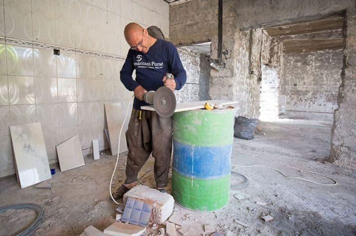 Samaritan's Purse has rebuilt more than 1,300 homes for Christians, Muslims, and Yazidis across the Nineveh Plains.