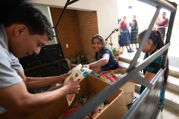 Samaritan's Purse is working in Guatemala through local ministry partners to help people who have fled for their lives following a terrifying and deadly eruption of Fuego Volcano.