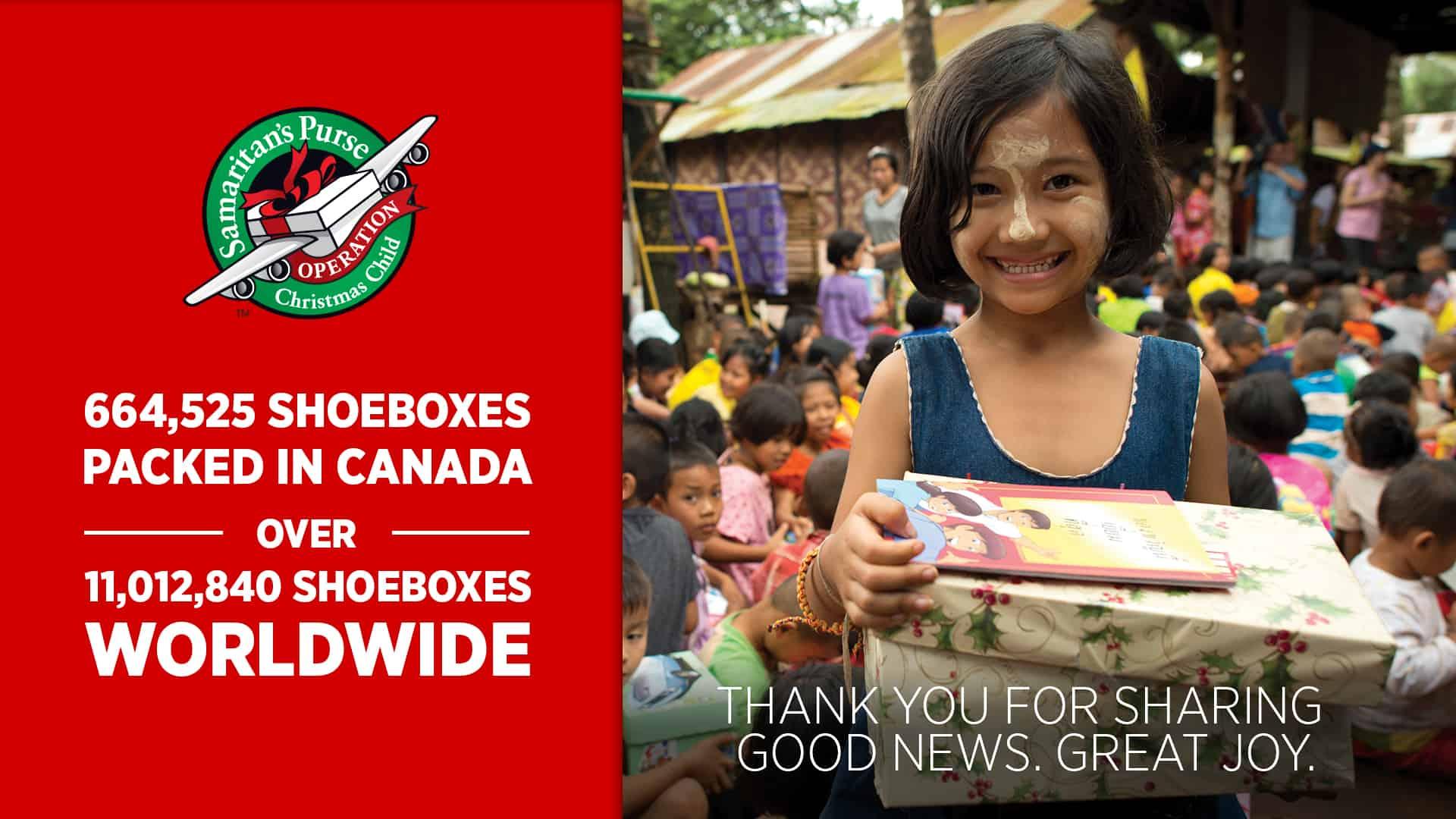 Global Shoebox Number PPT Slide