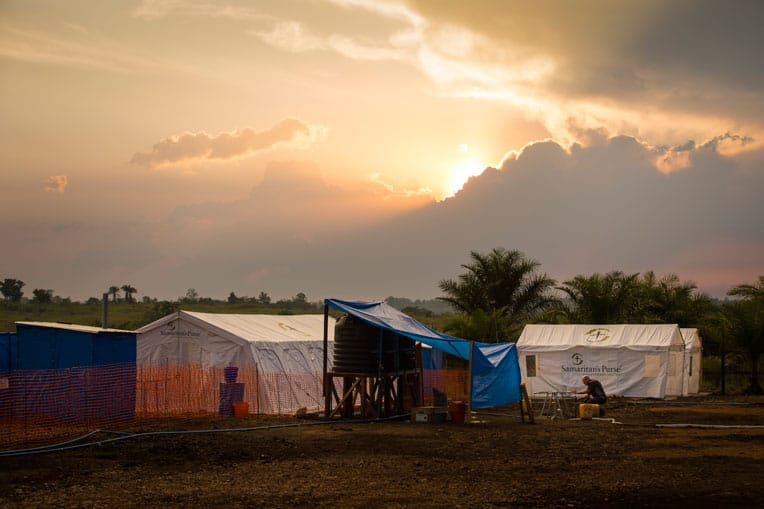 The Ebola Treatment Center will provide expert and compassionate care in Jesus' Name.