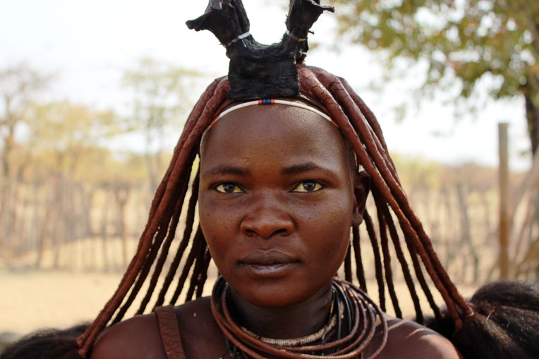 The Himba people now have better access to the Gospel thanks to the partnership between Samaritan's Purse and Seed Company.