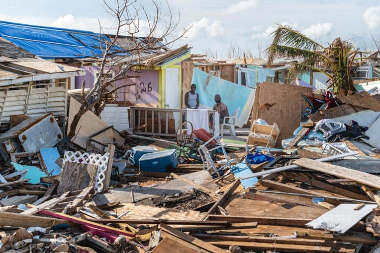 Samaritan's Purse is working on the Abaco Islands as the situation there remains dire. We're distributing relief items to survivors who choose to stay.
