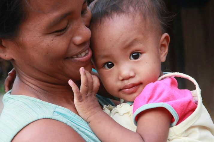 Your gifts are helping provide life-saving care for moms and babies in the Philippines.