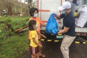 Samaritan's Purse Responding to Super Typhoon in the Philippines