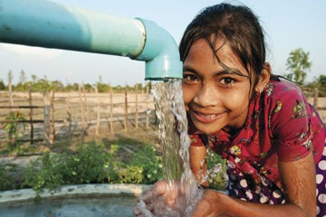 Water projects in Nepal
