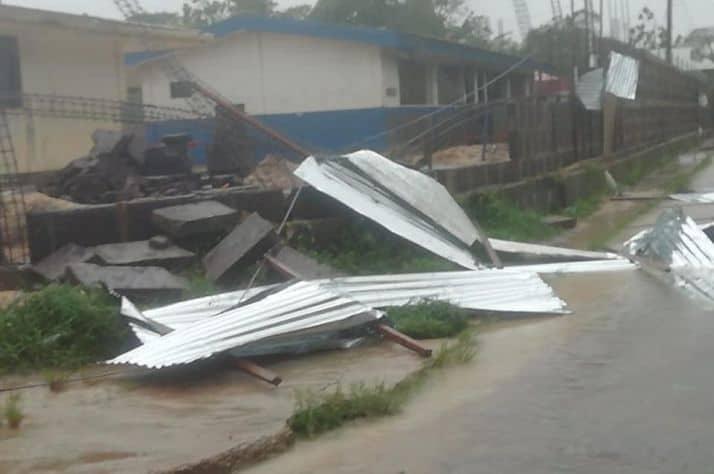 Hurricane Eta and Iota Relief