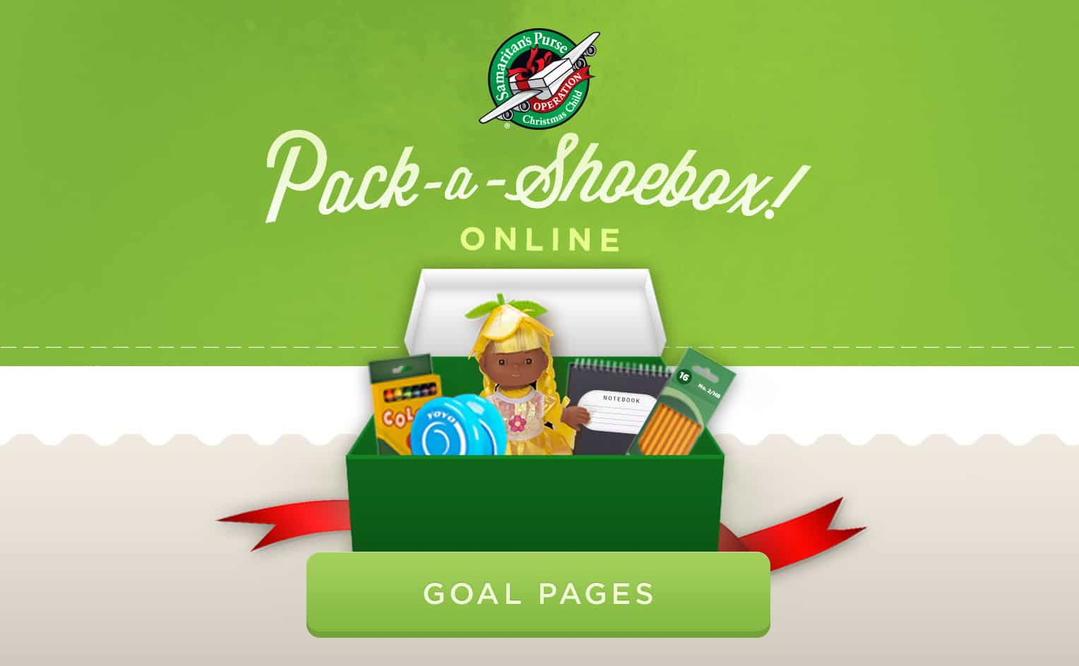Goal Pages