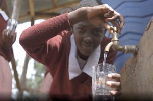 "Sharon's Story: ""Because the water is good"""