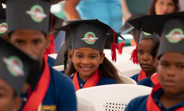 More than 23 million children have enrolled in The Greatest Journey since 2009.