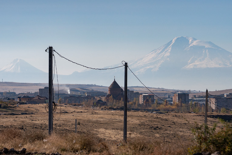 The region where we are providing relief is a place of Biblical proportions, in sight of Mount Ararat- named in Genesis as the resting place of Noah's Ark.