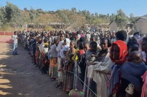 Battling Hunger in Tigray