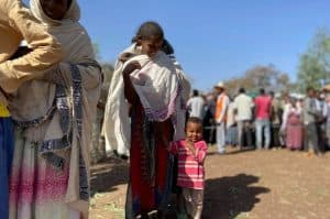 Providing Aid and Hope While Awaiting Peace in Tigray
