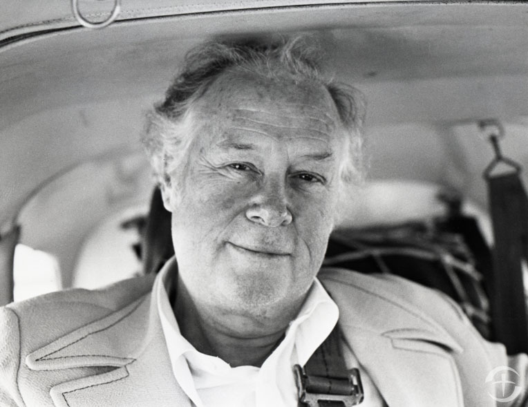 Bob Pierce (1914-1978) was the founder of Samaritan's Purse.