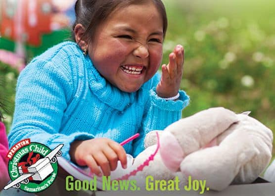 Operation Christmas Child: Stories from the Field