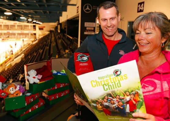 Petes Christmas.Petes Asking Fans To Pack Shoeboxes For Operation Christmas