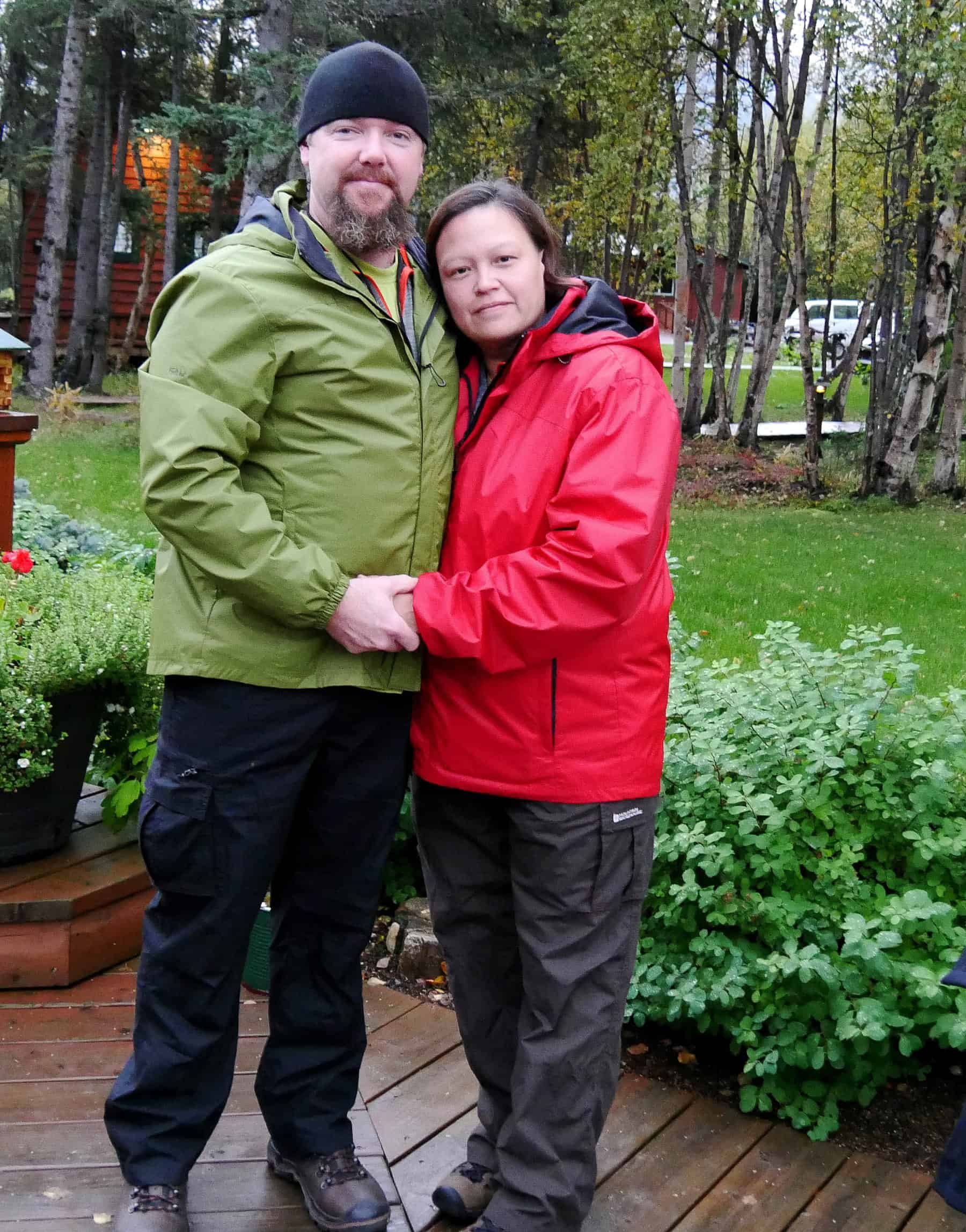 Adam and Kim Munro built their marriage in the beauty and serenity of Alaska.