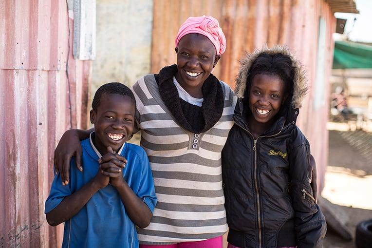 Transforming Babylon, Namibia
