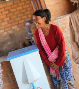 Since the first household BioSand Water Filter was installed in Cambodia in 1998, more than 91,000 families have received access to safe, clean drinking water at home.