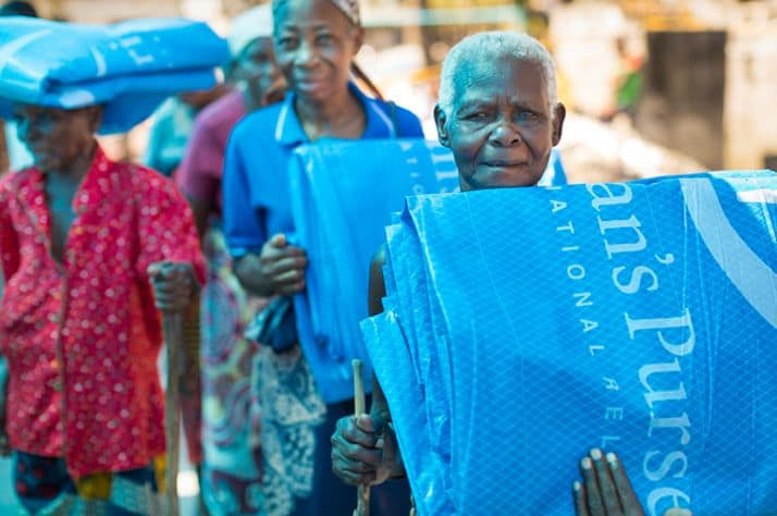 Samaritan's Purse is providing shelter materials and other critical supplies to help hurricane-devastated areas of Mozambique.
