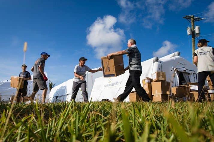 Hurricane Dorian updates: Field hospital opens, relief distributions begin in the Bahamas