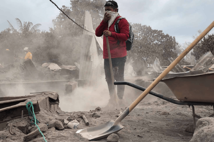 We are in Guatemala to help the thousands in desperate need following a deadly volcanic eruption. Please pray for the people of Guatemala and the churches we are working with to help survivors in Jesus' Name.