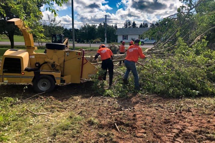 Samaritan's Purse is responding to Hurricane Dorian in eastern Canada