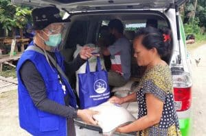 Samaritan's Purse Responding to Earthquake in Indonesia