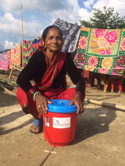 Kumari's house was destroyed in the Nepal floods.