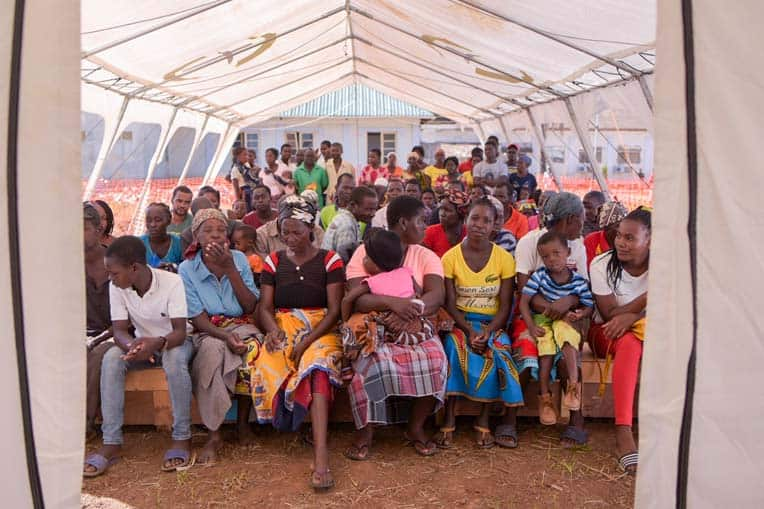 The need for urgent medical care in Mozambique is great following Cyclone Idai. Samaritan's Purse medical personnel have already seen hundreds of patients