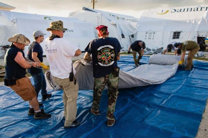 Hurricane Dorian Relief: Bahamas Response