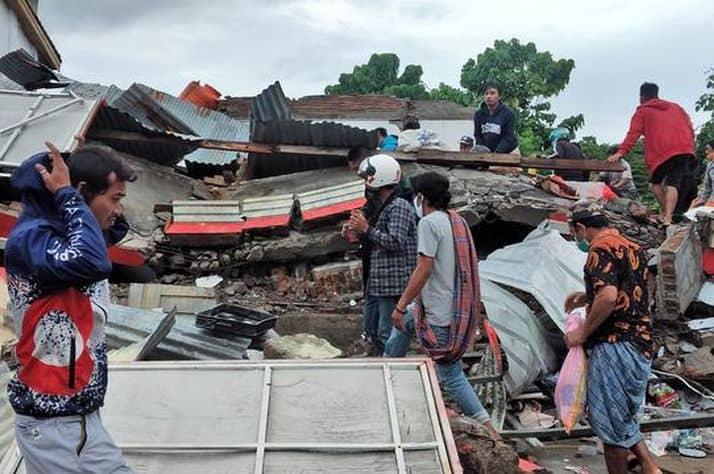Indonesia Relief