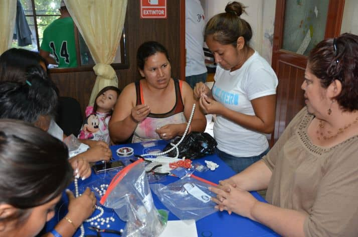 Samaritan's Purse life skills classes provide hope, help to El Salvador's children