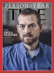 Kent Brantly Time cover