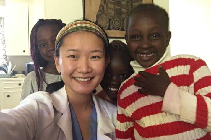 Canadian doctor Molly Lin has already served twice at overseas mission hospitals.