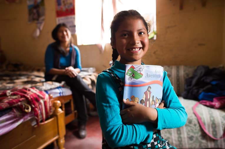Multiplication in Peru Through The Greatest Journey