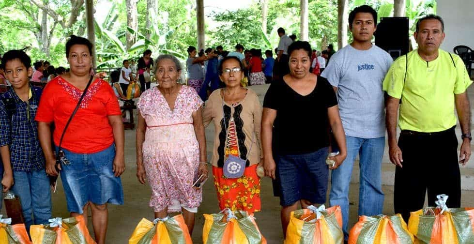 Samaritan's Purse is providing food aid and emergency supplies to marginalized households in Nicaragua.