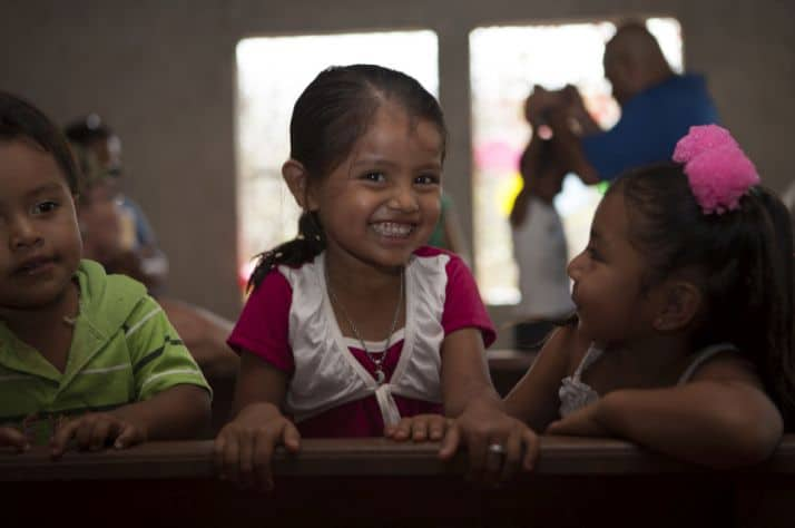 Shoebox gifts open doors and hearts for the Gospel.