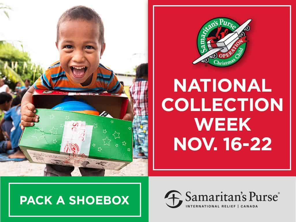 Christmas Shoe Box 2020 Operation Christmas Child COVID 19 Important Updates   Samaritan's