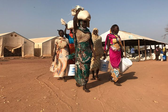 Samaritan's Purse provides critical food assistance for South Sudanese