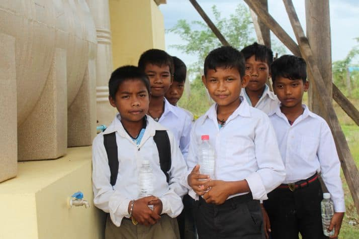 Water For Kids Cambodia