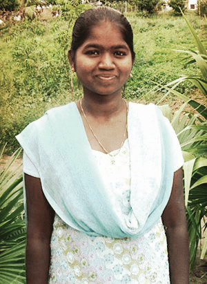 Thanks to your generous donations, Sumati is free from slavery. She plans to help others in a similar situation to hers.