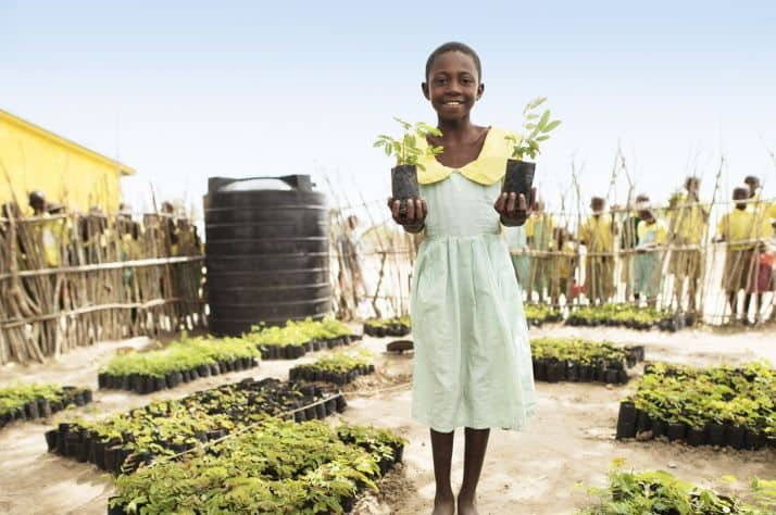 Samaritan's Purse continues to support communities by teaching sustainable ways to grow healthy food for them to eat and sell, all in Jesus' Name.
