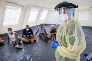 Samaritan's Purse Deploys Emergency Field Hospital to the Bahamas
