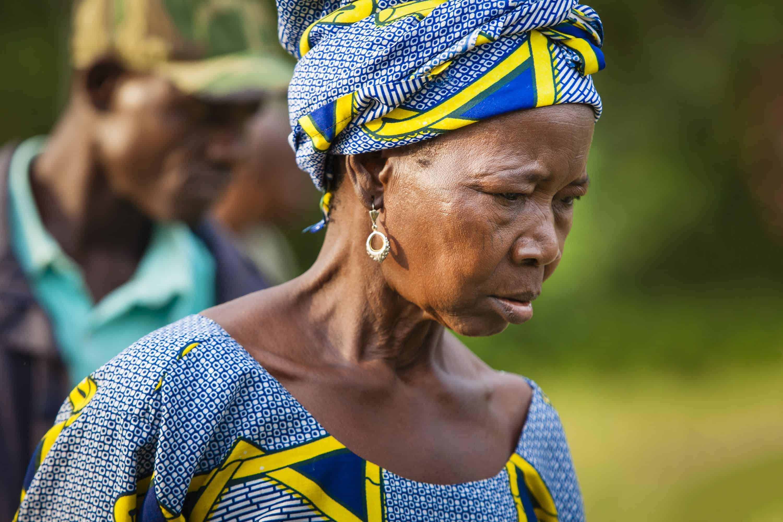 She endured persecution, but she kept praying.