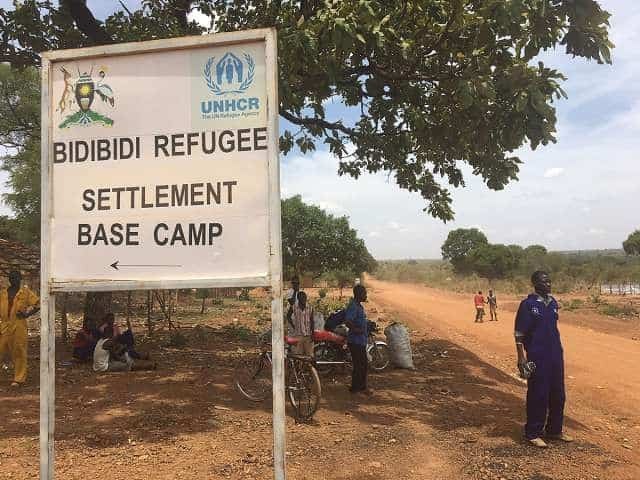 Last summer Bidibidi did not exist. It is now home to the world's largest refugee camp, with 272,000 South Sudanese living within a sprawling, dusty landscape about 40 kilometres south of the South Sudan border. Matthew Fisher / Postmedia News