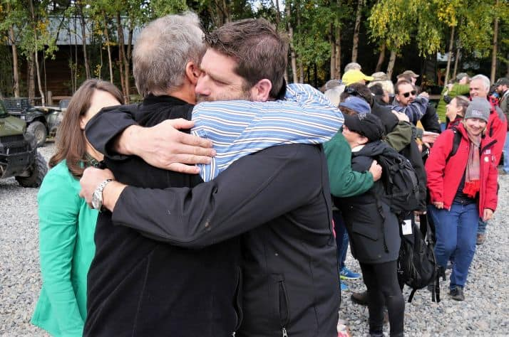 Ten Canadian military couples began the week in Alaska as strangers, bound only by their shared pain from military service and its physical and emotional impacts. They finished the week as friends, brothers, and sisters.